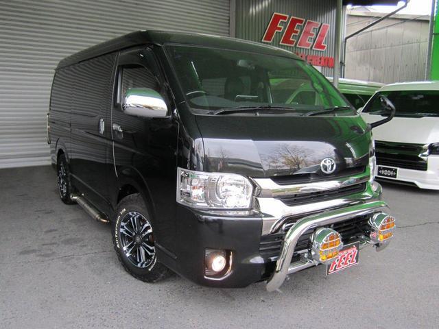 トヨタ ダークプライム トランスフォームF 8ナンバー車椅子移動車