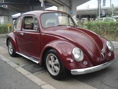 VW ビートル6V 1800ccWEBERツインキャブ
