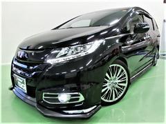 オデッセイアブソルートEX新品エアロ車高調19アルミLEDフォグ安心P