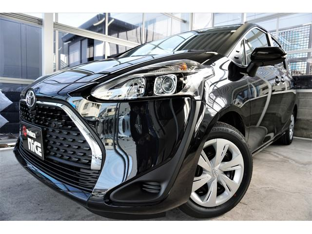 トヨタ Xセーフティセンス 登録済未使用車 クリアランスソナー