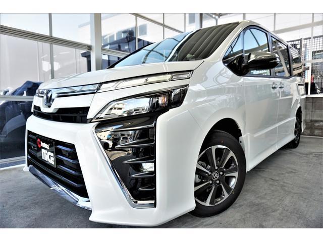 トヨタ ZS 煌II 新車未使用車 両側パワスラ 衝突防止ブレーキ