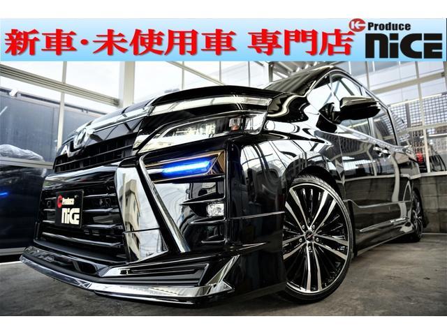 トヨタ ZS煌II新車 新品モデリスタエアロ新品19アルミ新品車高調