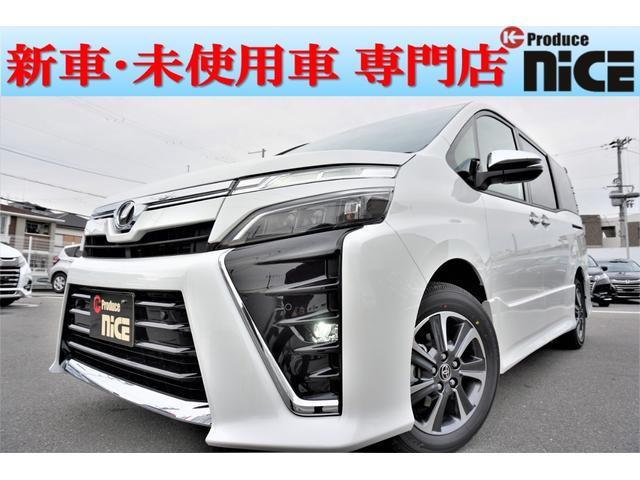 トヨタ ZS煌II新車セーフティS両側パワスラLED7人乗り衝突防止