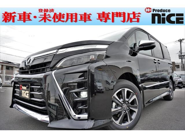 トヨタ ZS 煌II新車未登録 両側パワスラ 7人乗り 衝突防止装置