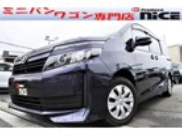 トヨタ X Cパッケージ 純正SDナビ・ワンセグTV・Bluetooth・ETC・バックカメラ・両側スライドドア・ステアリングリモコン・ダブルエアコン