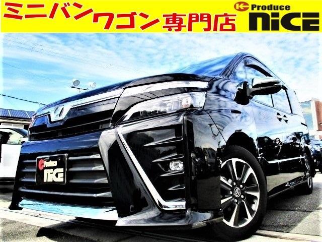 トヨタ ZS 煌 純正10インチナビ・Bluetooth・フルセグTV・Bカメラ・ETC・USBソケット・両側パワスラ・オートクルーズ・LEDヘッドライト・オートハイビーム・衝突軽減ブレーキ・ウインカーミラー