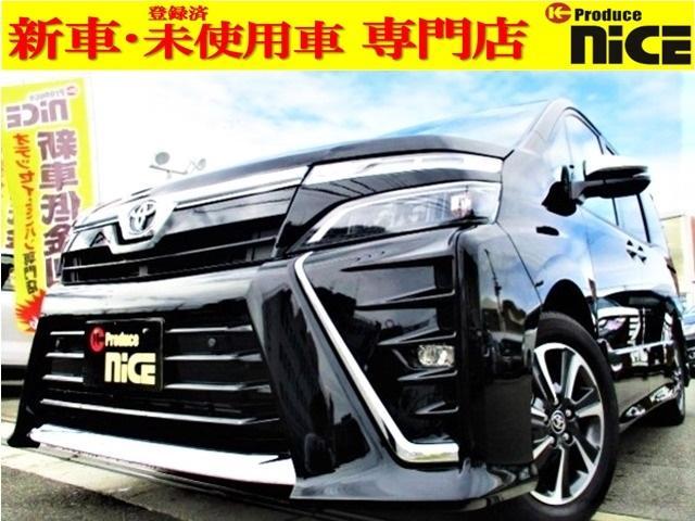 トヨタ ZS 煌II 新車・衝突軽減ブレーキ・クルコン・クリアランスソナー・LEDヘッドライト・フォグライト・両側パワスラ・ウインカードアミラー・16インチアルミ・アイドリングストップ