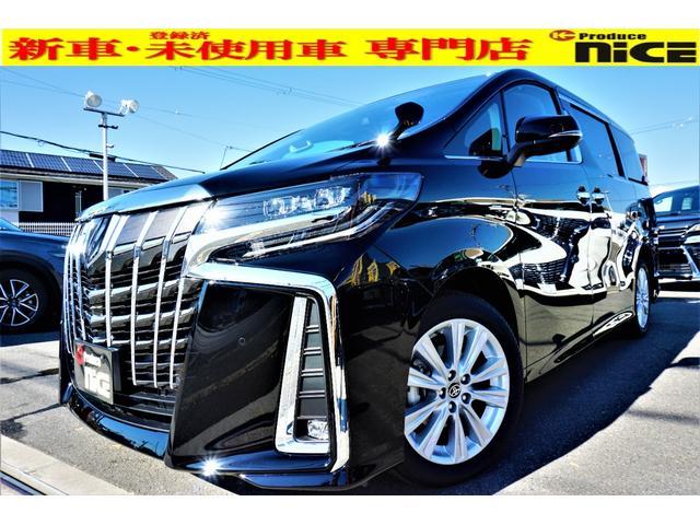 トヨタ 2.5S 新車・両側パワスラ・バックドアイージークローザ・ディスプレイオーディオ・トヨタセーフティセンス・インテリジェントクリアランスソナーLEDヘッドライト・Bカメラ・Bluetooth・18AW