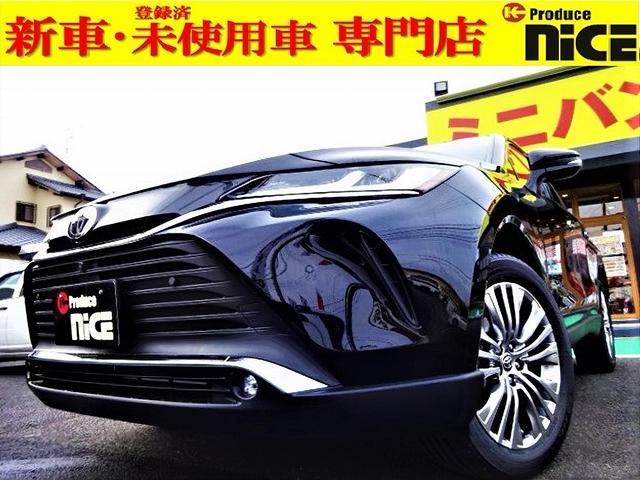 トヨタ Z 新車パノラミックビューモニター・前後方録画機能付Dインナーミラー・JBLサウンド・LEDヘッド・パワーシート・セーフティセンス・クリアランスソナー・BSM・純正ナビ・ETC2.0・電動リアゲート