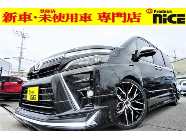 トヨタ ZS 煌III 新車・トヨタセーフティセンス・クリアランスソナー・レーンキープ・LEDヘッド・オートハイビーム・USBソケット・ナノイー搭載・ハーフレザーシート・両側パワスラ・オートクルーズ