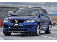 VW トゥアレグW12 スポーツ 国内100台 スェードハーフ バーフェン