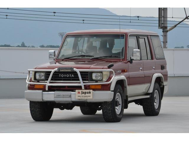 「トヨタ」「ランドクルーザープラド」「SUV・クロカン」「京都府」の中古車