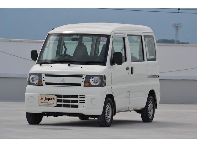 三菱 ミニキャブバン バイフューエル CNG&ガソリン 従来のガソリンに加えてCNG(圧縮天然ガス)を使えるようにした特装車『ミニキャブ バイフューエル』840km(CNG 208km+ガソリン632km:10・15モード換算値)もの航続距離を確保