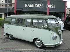 VW タイプII'58モデル Rストレートアクスル  コーションプレート有