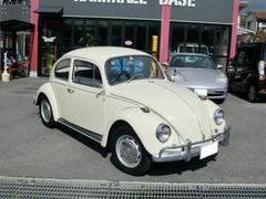 VW ビートル67モデル Wバンパー ディーラー車  コーションプレート有