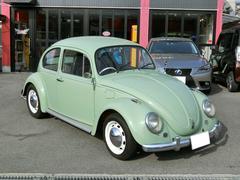 VW ビートルヴィンテージルック ディーラー車 クワイエットマフラー