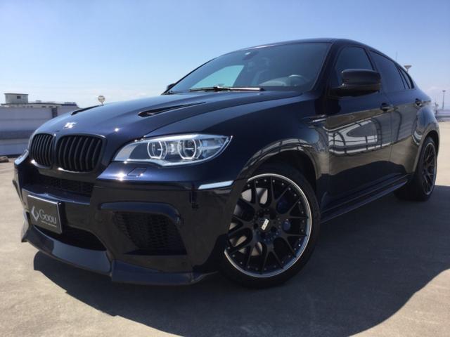 BMW AC SCNITZERエアロ AKRAPOマフラー