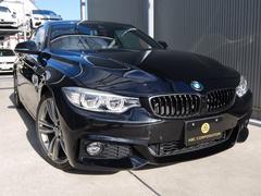 BMW428iクーペ Mスポーツ SR レッドレザー 19AW