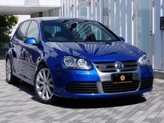 VW ゴルフR32 ワンオーナー 記録簿多数 MILLTEKマフラー