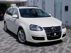 VW ゴルフヴァリアント2.0TSI スポーツライン パノラマルーフ 本革シート