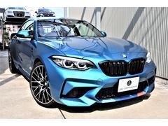 BMW M2コンペティション MドライバーズPKG SR h/kサウンド