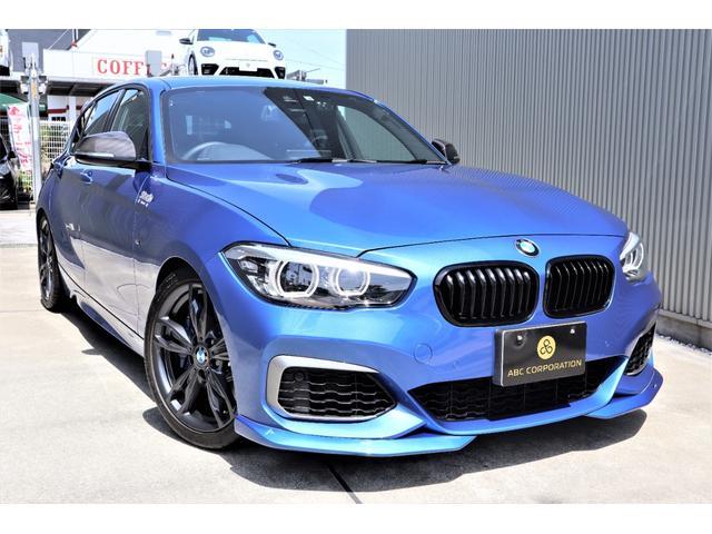 BMW 1シリーズ M140i エディションシャドー SR SCHNITZER PerformanceUpgeade エアロパーツ マフラー KW車高調 EVENTURIカーボンインテーク CSFインタークーラー ヒートエクスチェンジ フルセグ地デジ