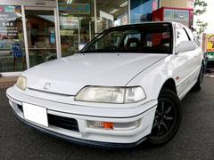 シビックSiR 1オーナー 全車検ホンダ系ディーラー入庫 当社下取車