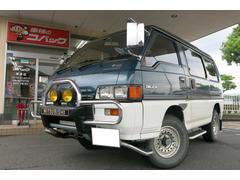デリカスターワゴンエクシードクリスタルライトルーフ ディーゼルT MT 4WD
