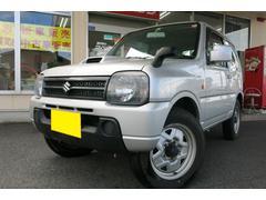 ジムニー後期型 XG 1オーナー スイッチ切替式4WD 4AT CD