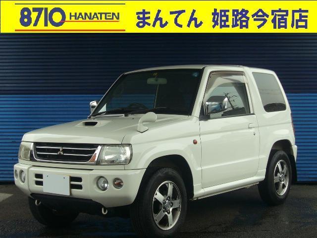 三菱 アクティブフィールドエディション 社外ナビ 4WD ターボ