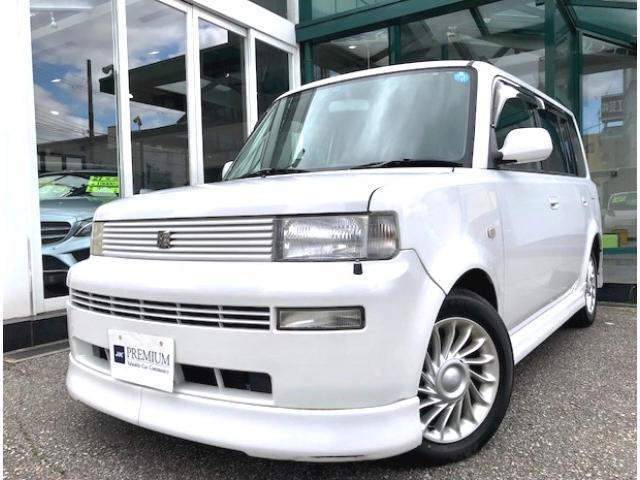 トヨタ Z クリスタルホワイトED Xバージョン