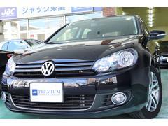 VW ゴルフTSIコンフォートライン 地デジTV・キーレス・車検整備付
