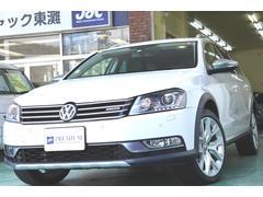 VW パサートオールトラック2.0TSI 4モーション 2013年モデル 純正ナビ
