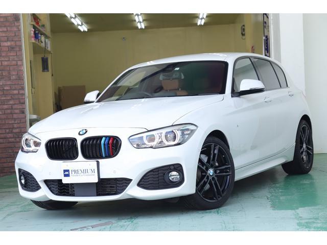 BMW 118d Mスポーツ エディションシャドー インテリジェントセーフティ 純正ナビ バックカメラ ダコタ革シート シートヒーター パーキングサポートPKG アクティブクルーズコントロール LEDヘッド ミラーETC