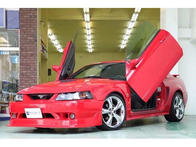 フォード G エアロパーツ ローダウン HIDヘッドライト マフラー キーレス ETC 19インチアルミホイール