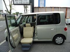 タントL フロント電動リフトアップシート 福祉車両