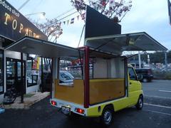 ミニキャブトラックVX−SE 8ナンバー 移動販売車 マイクスピーカー ETC