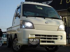 ハイゼットトラックジャンボ キーレス HID 社外アルミ LEDライト