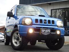 AZオフロードXC 4WDターボ ブロックタイヤ