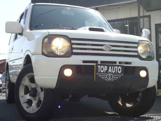 スズキ XC 4WD ターボ