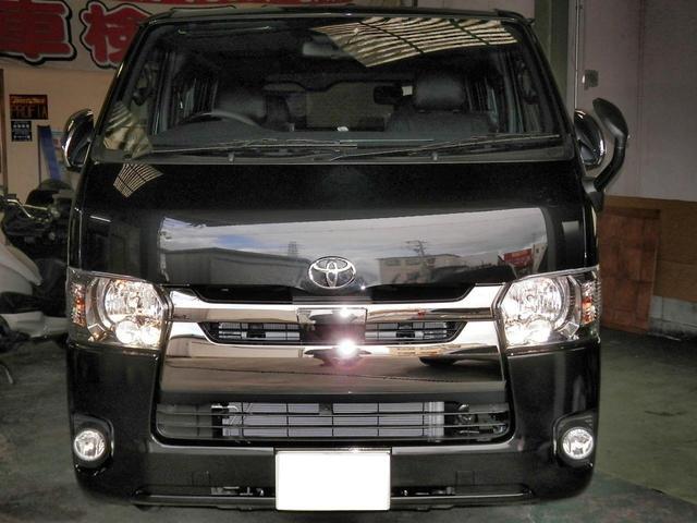 トヨタ スーパーGL ダークプライムII 全国新車保証継承