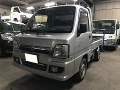 サンバートラックTC−SC 4WD ワンオーナー ナビ&TV ETC