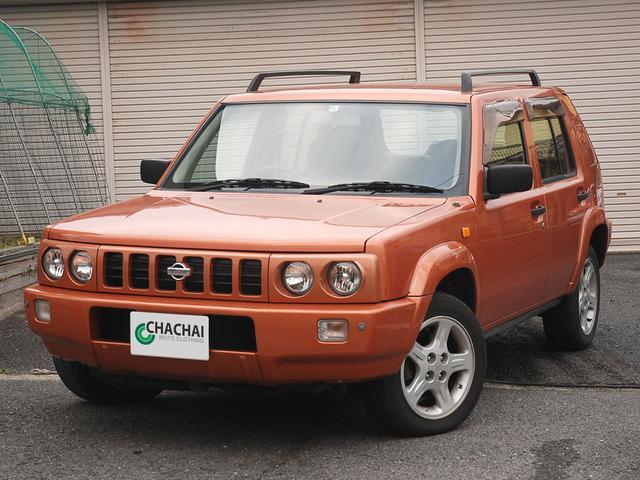 日産 フォルザ オリジナルレザーシート 背面タイヤカバー