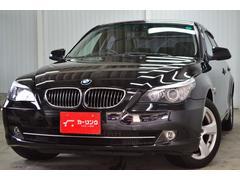BMW525iハイラインパッケージ 革シート純正ナビ スマートキー