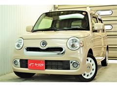 ミラココアココアプラスX 禁煙車 ルーフレール アイドリングストップ LEDヘッドライト スタッドレス付き スマートキー