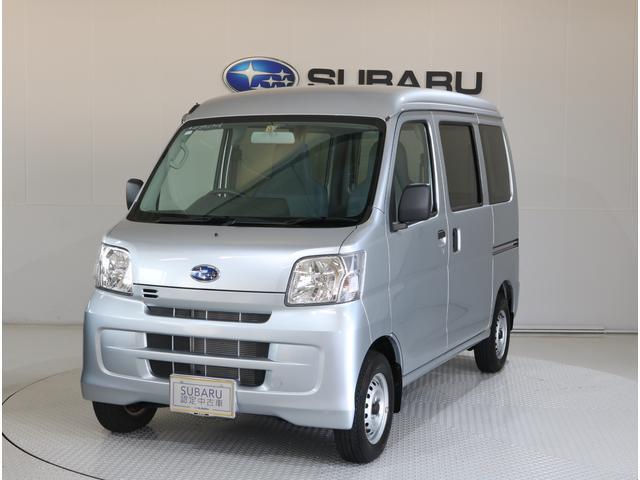 スバル トランスポーター 当社デモカー