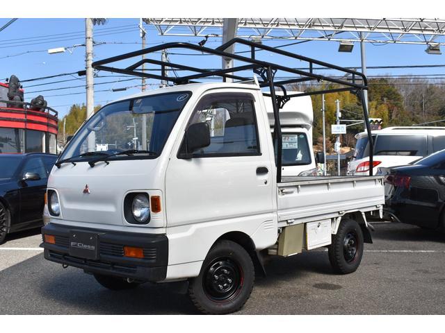 三菱 TL 4WD 5MT HARDOCARGOキャリア