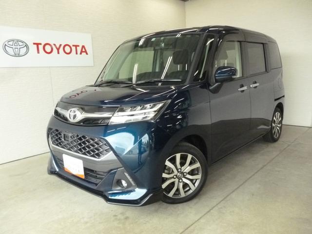 トヨタ タンク カスタムG-T SDナビ ETC バックカメラ