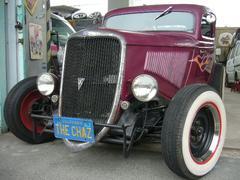 フォード3ウィンド クーペ RAT ROD ストリート仕様