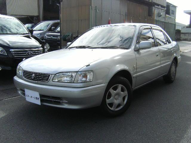 トヨタ SEサルーン Lセレクション キーレス